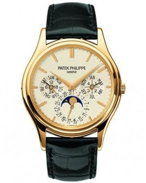 Patek Philippe Calendrier Perpetuel Platine Homme 5216P-001