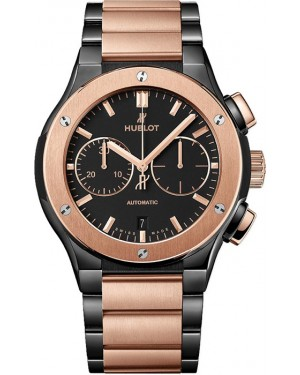 Hublot Classic Fusion Ceramique King Gold Montre Homme 520.CO.1180.CO