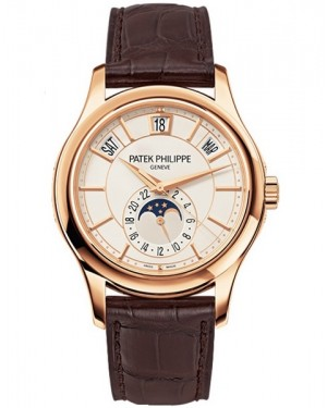 Patek Philippe Complications Calendrier Annuel Or Rose Homme 5205R-001