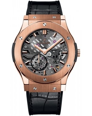 Hublot Classic Fusion Classico Ultra Thin Skeleton 42mm 545.OX.0180.LR