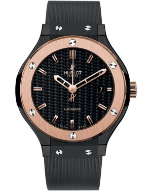 Hublot Classic Fusion Automatique Black Magic Ceramique 38mm  565.CO.1780.RX