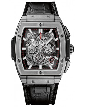 Hublot Spirit Of Big Bang Titane Homme 601.NX.0173.LR