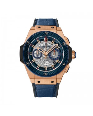 Hublot King Power Special One Blue Carbon 48 mm 701.OQ.0138.GR.SPO14