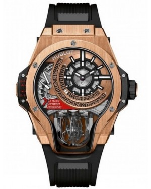 Hublot MP-09 Tourbillon Bi-Axis Or Rose Homme 909.OX.1120.RX