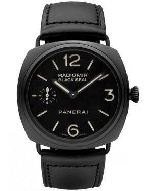 Panerai Radiomir Black Seal Ceramique Noire 45mm Homme PAM00292