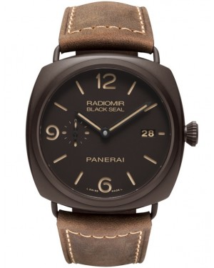 Panerai Radiomir Composite Black Seal 3 Jours 45mm Homme PAM00505