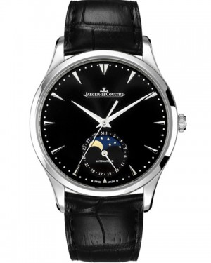 Jaeger LeCoultre Master Ultra Thin Moon Noir Homme Q1368470