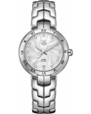 Tag Heuer Link Automatique 34.5mm Dames wat2311.BA0956