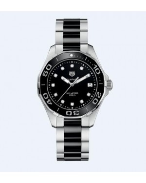 Tag Heuer Aquaracer 300M Noir Dail 35MM Dames WAY131C.BA0913