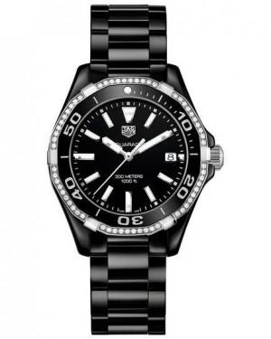 Tag Heuer Aquaracer Automatique Noir Dial Hommes WAY201A.BA0927
