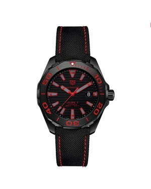 Tag Heuer Aquaracer 300M Calibre 5 Automatique Noir Titane WAY208A.FC6381