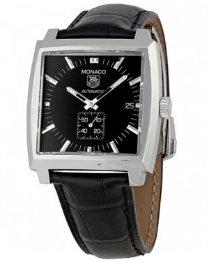 Tag Heuer Monaco Calibre 6 Automatique 37 mm WW2110.FC6177