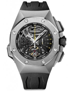 Audemars Piguet Royal Oak Concept Supersonnerie Noir Skeleton Cadran 26577TI.OO.D002CA.01