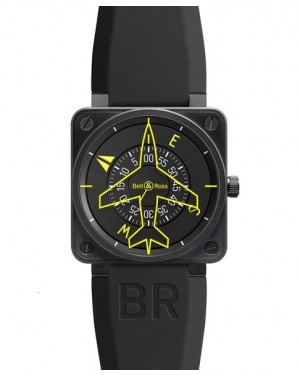 Bell & Ross BR 01-92 Heading Indicator Homme