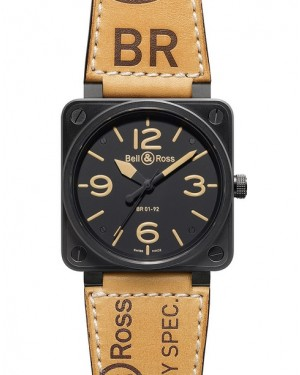 Bell & Ross BR 01-92 Heritage Homme