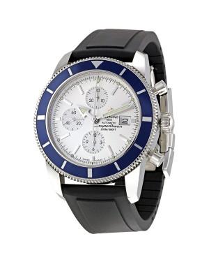 Breitling Superocean Heritage Chronographe Cadran Argente Hommes A1332016-G698BKPD