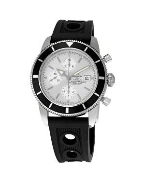 Breitling Superocean Heritage Chronographe Cadran Argente Hommes A1332024-G698BKLT