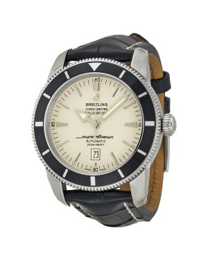 Breitling Superocean Heritage Cadran Argente Hommes A1732024-G642BKCT