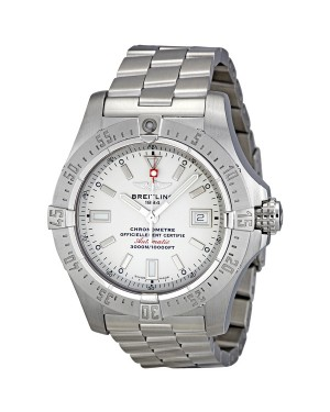 Breitling Avenger Seawolf Silver Acier inoxydable Hommes A1733010-G697S