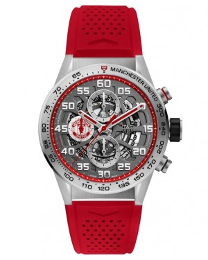 Tag Heuer Carrera Manchester United Edition Spéciale CAR201M.FT6156