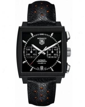 TAG Heuer Monaco Calibre 12 Chronographe ACM Limited Edition CAW211M.FC6324