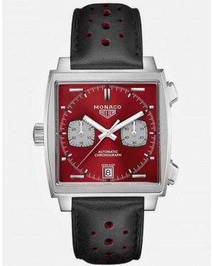TAG Heuer Monaco 1979-1989 50e Anniversaire Rouge CAW211W.FC6467