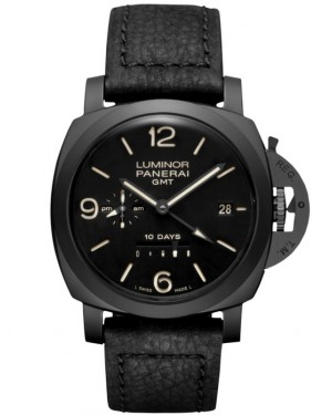 Panerai Luminor 1950 10 Days GMT Ceramica Homme PAM00335