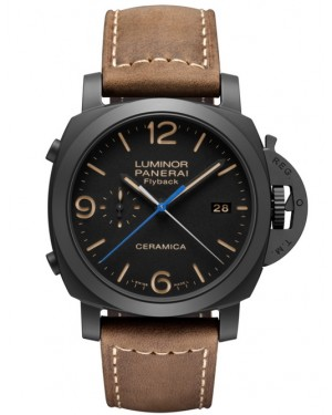 Panerai Luminor 1950 3 Days Chrono Flyback Ceramica Homme PAM00580
