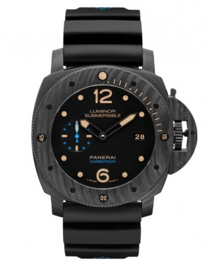 Panerai Luminor 1950 Submersible Carbotech Homme PAM00616
