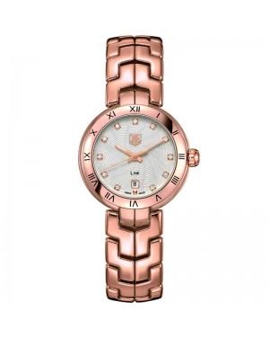 Tag Heuer Link Argent Diamant Montre Femme WAT1441.BG0959